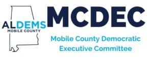 Mobile County Democratic Executive Committee Logo