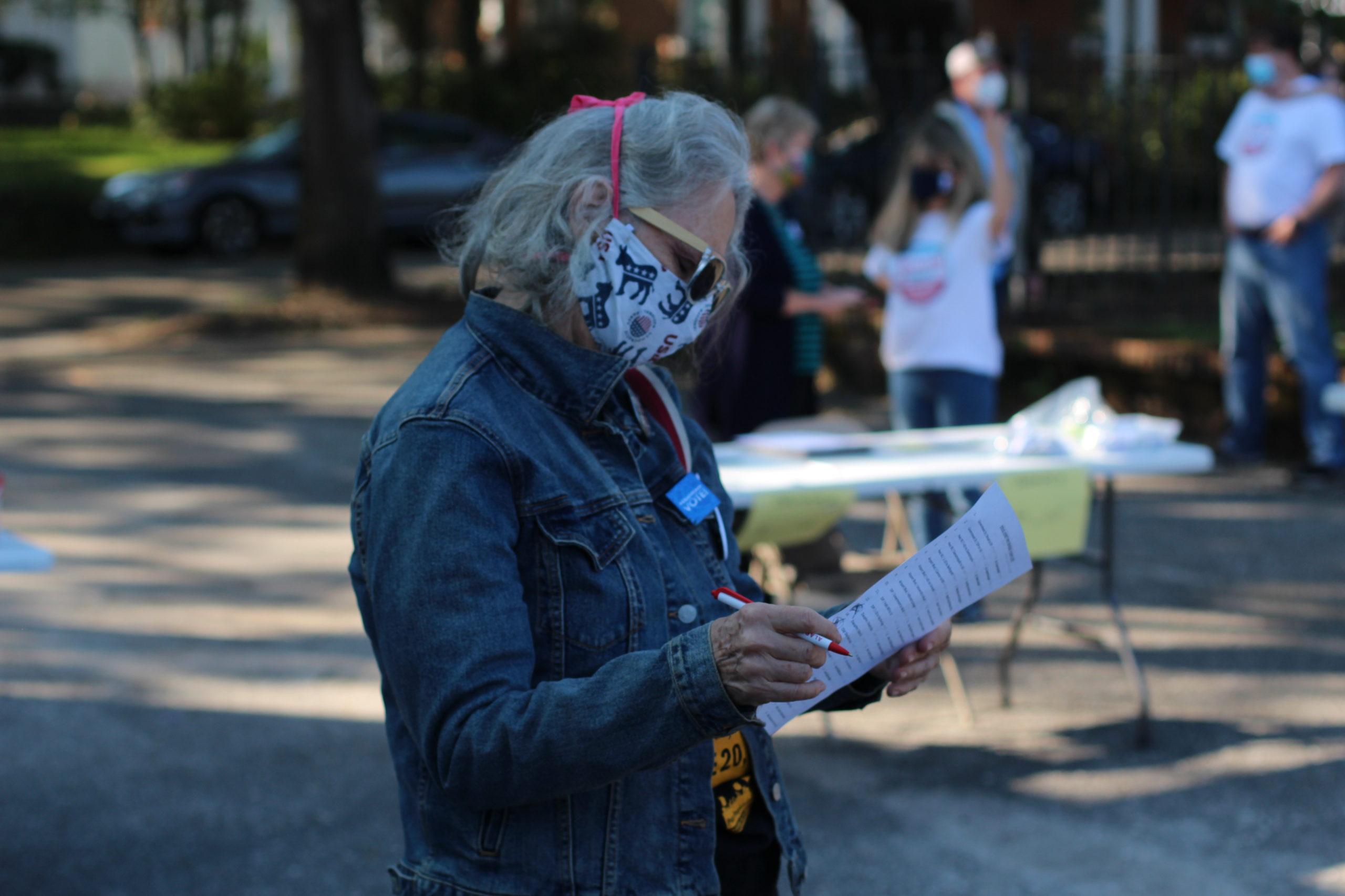 Volunteer at Doug Jones Day of Action